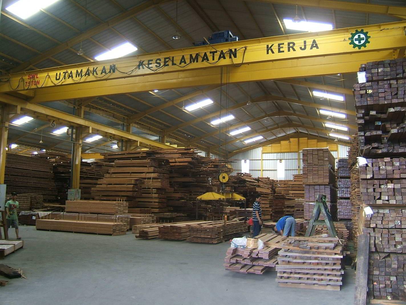 Perusahaan kayu 2