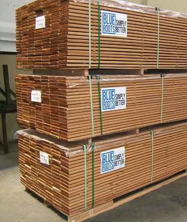 stuffing-kayu